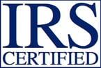 IRS Certified Logo Final
